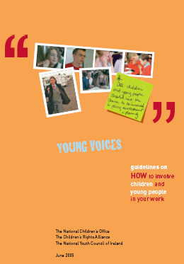 Young Voices Report Cover